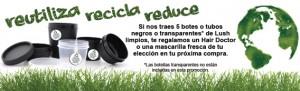 Lush-recicla