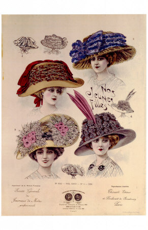 rrp101hats-from-expostion-universalle-paris-1900-posters