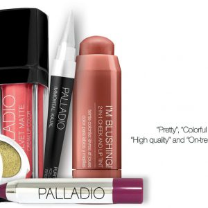 PALLADIO – Botanical and vitamin infused cosmetics