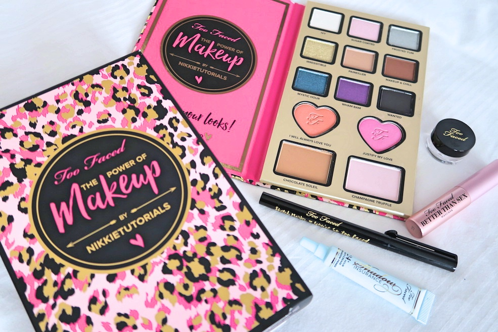 THE POWDER OF MAKEUP – TOO FACED