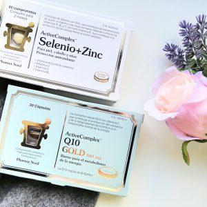 Nutricosmética para tu metabolismo – Q10 y Selenio