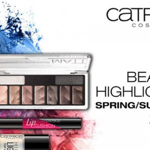 CATRICE Beauty highlights - spring/summer 2017