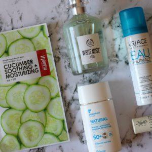 Primavera - Cinco indispensables para tu piel
