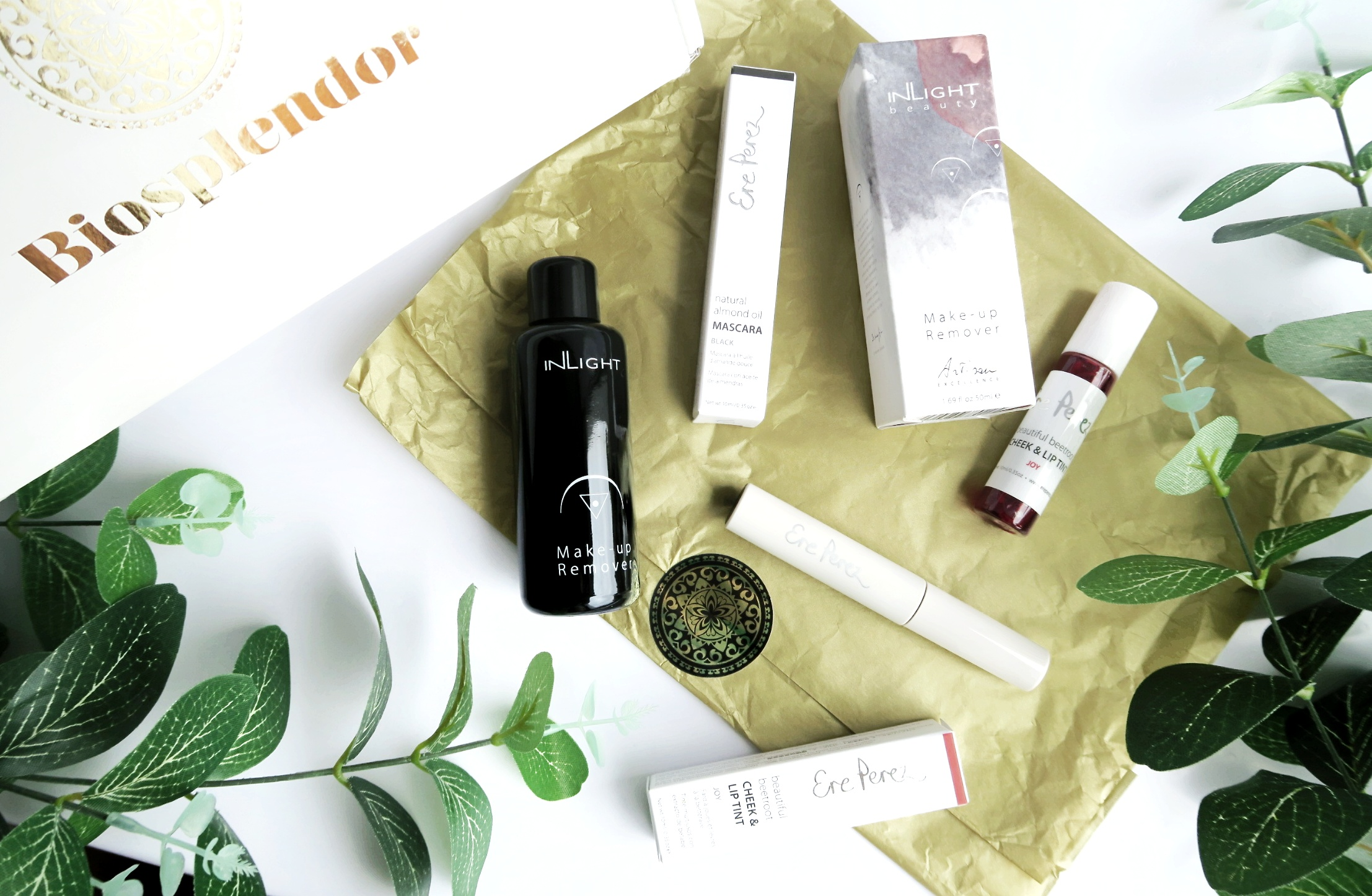 BioSplendor Luxury ECO Cosmetics