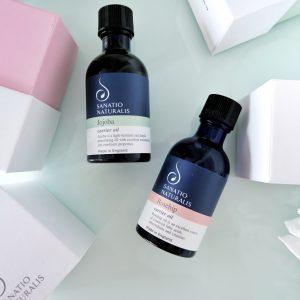 Aceites Naturales en cosmética