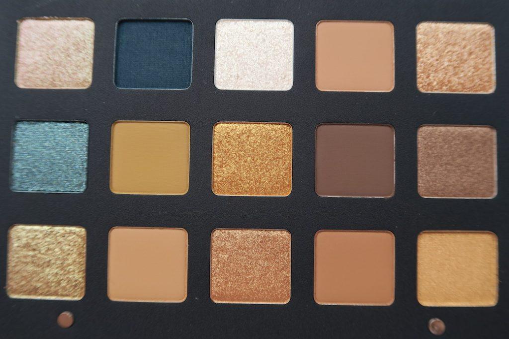 sombras paleta gold natasha denona