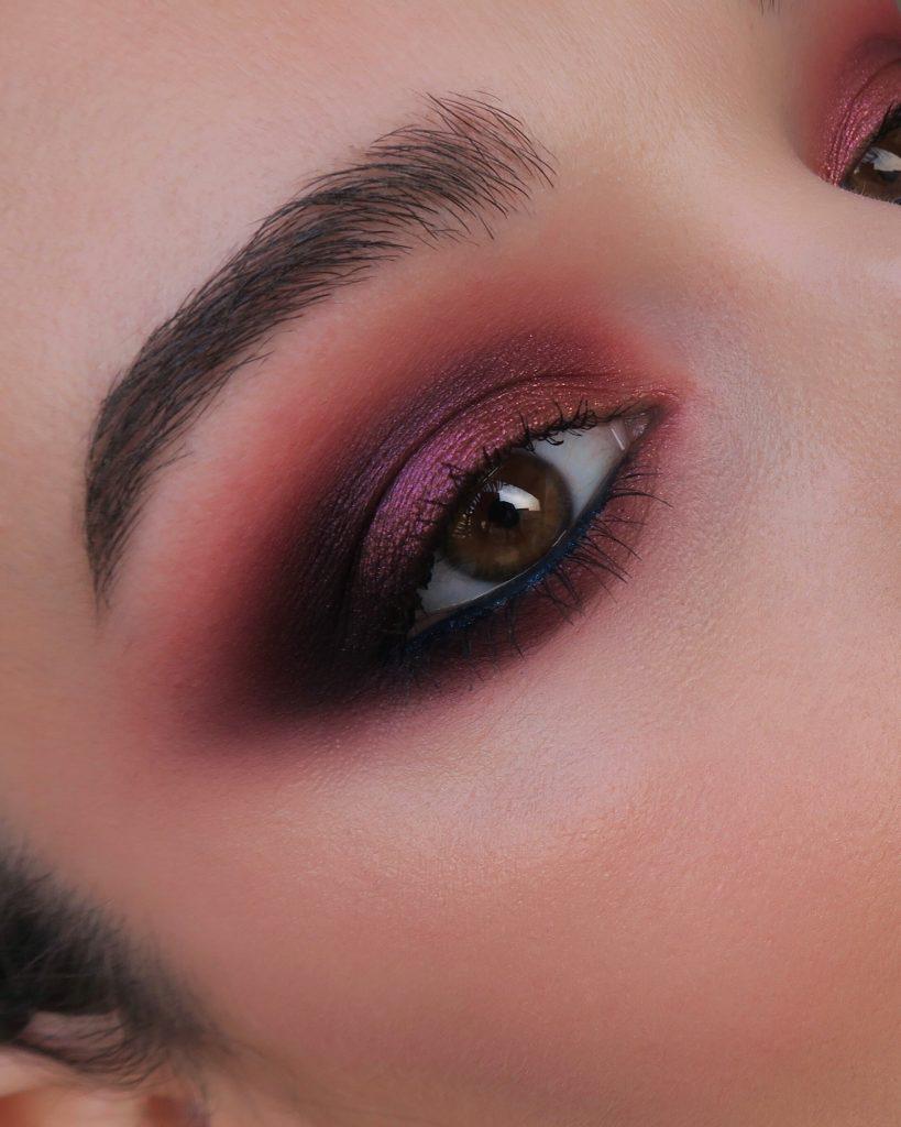 ahumado rosa huda beauty